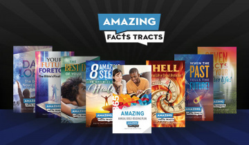 Eight New Amazing Facts Sharing Tracts Just Released!