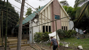 Magnitude 6.9 earthquake jolted South Philippines, Adventists among those affected